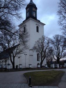 Nu får Hedemora kyrka en ny ljudanläggning. Sontax är leverantör.